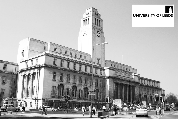 Life PA client, University of Leeds